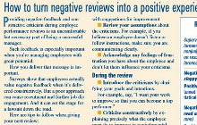 How to turn negative reviews